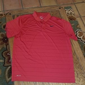 Nike Dr-fit golf shirt